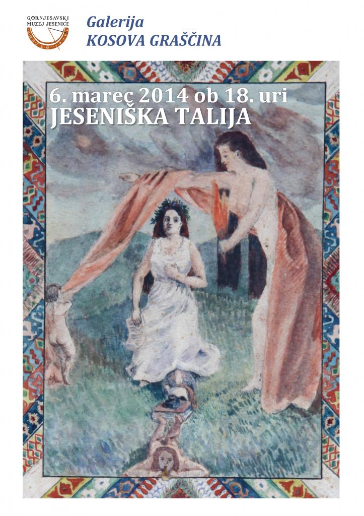 Jesenice, Aljaz Pogacnik, muzej