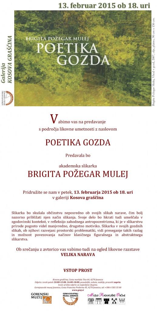 Aljaz Pogacnik, GMJ, Gornjesavski muzej Jesenice