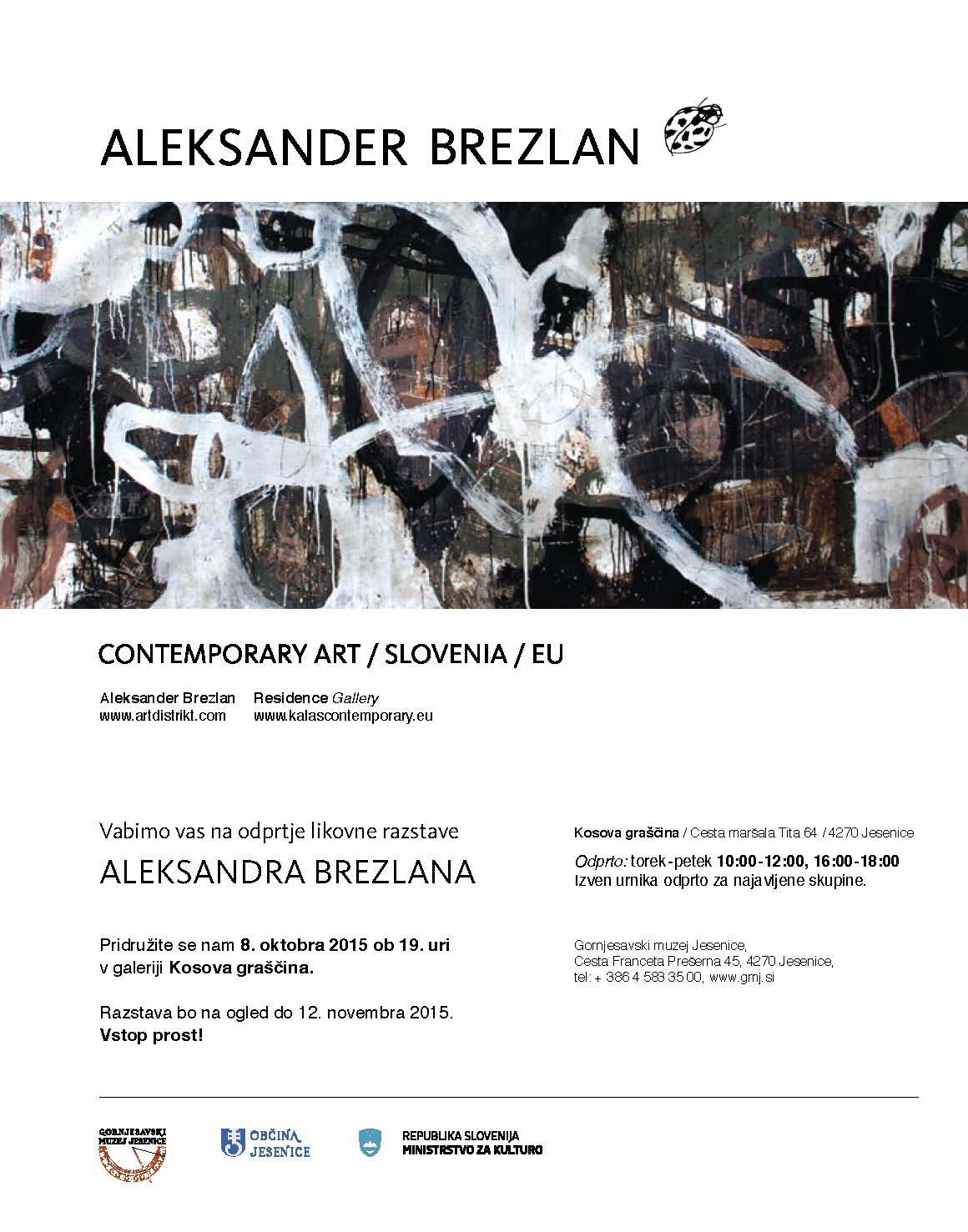ALEKSANDER BREZLAN - e vabilo (1)