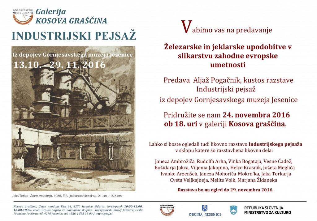 Aljaž Pogačnik, GMJ, Gornjesavski muzej, Jesenice, Jaka Torkar, Božidar Jakac, umetnostna zgodovina, umetnost