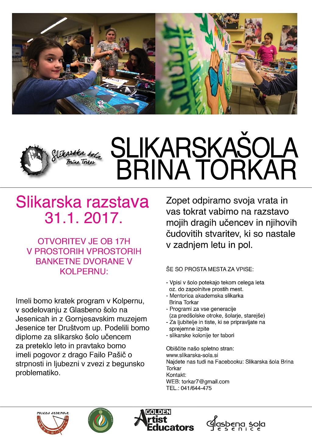 Slikarska šola Brine Torkar