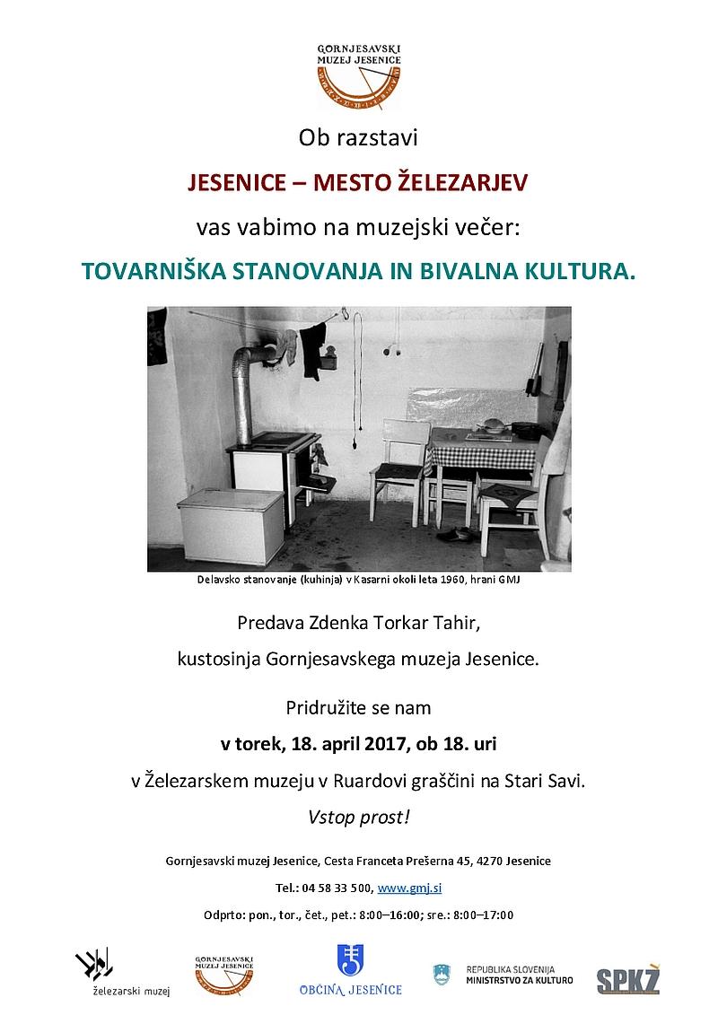 Vabilo_Tovarniška stanovanja in bivalna kultura_18.4.2017