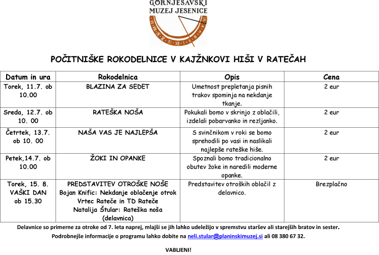 Pocitniske rokodelnice KH, 2017 (1)-1