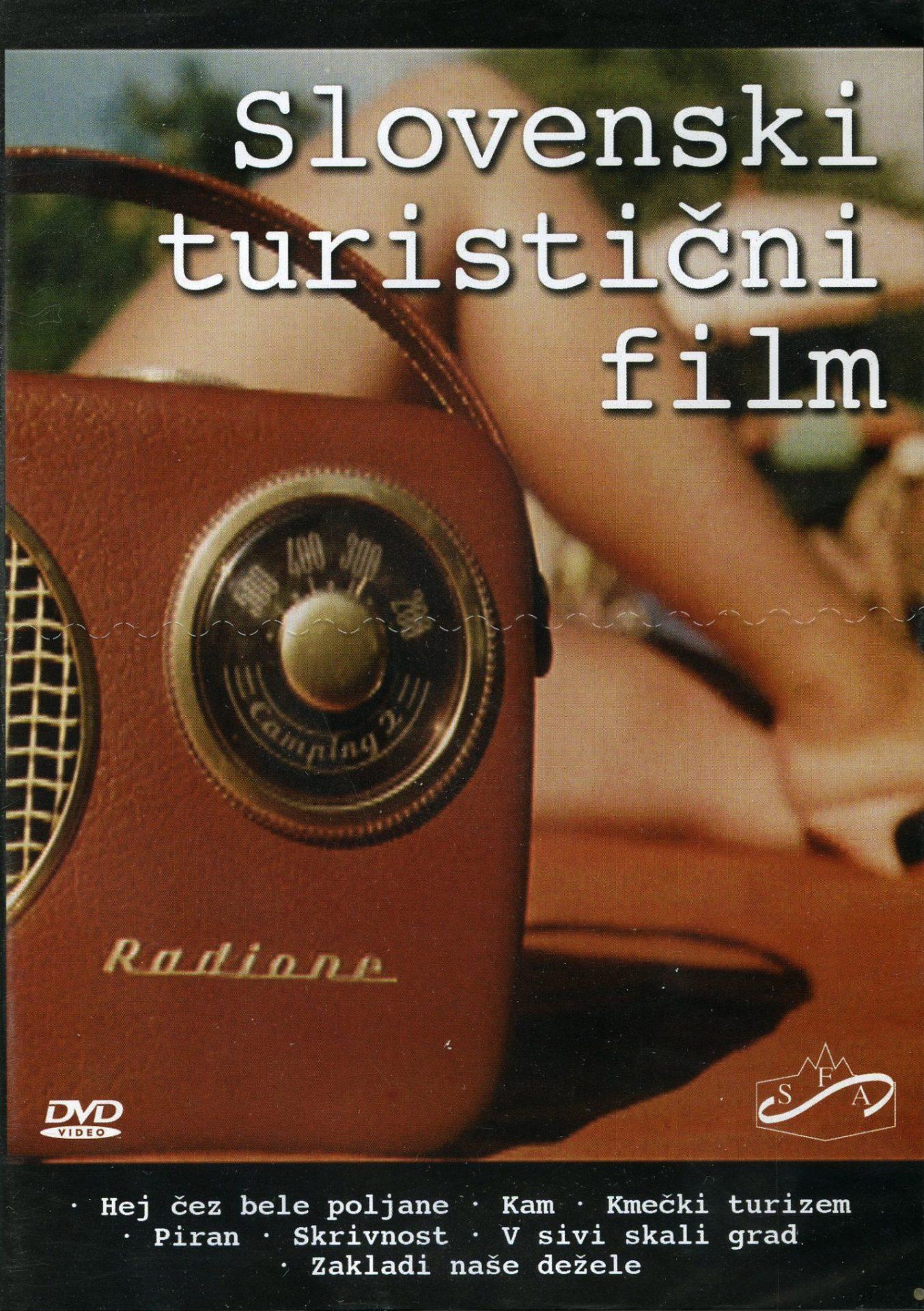 Slovenski turistični film - DVDSlovenia tourist film - DVD