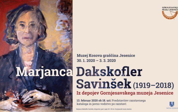 Marjanca Dakskofler Savinšek
